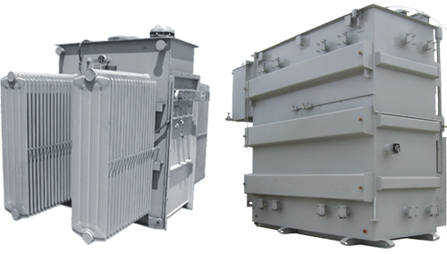 Pad Mounted Transformers